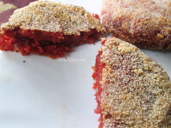 Beetroot Tikki Recipe - Snack Recipe - Ramadan Special - Cutlet Recipe