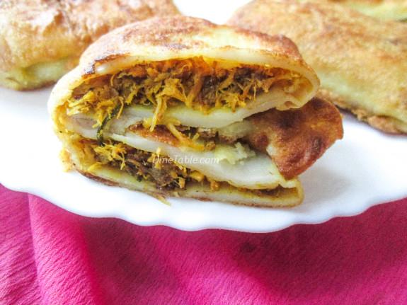 Meat Box Recipe - Erachi Petti Recipe - ഇറച്ചി പെട്ടി - Traditional Recipe