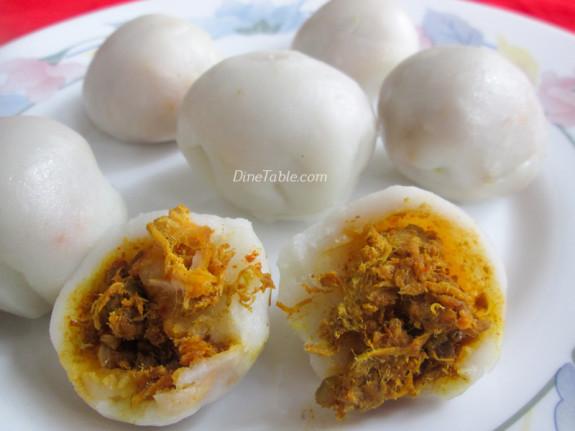 Chicken Kozhukattai Recipe - ചിക്കൻ കൊഴുക്കട്ട - Delicious Recipe
