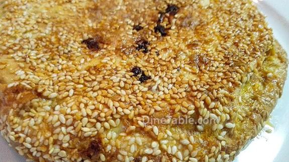 Paneer Stuffed Pancake Recipe - Ramadan Snack Recipe - Healthy Recipe