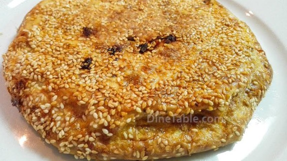 Paneer Stuffed Pancake Recipe - Ramadan Snack Recipe - Homemade Recipe