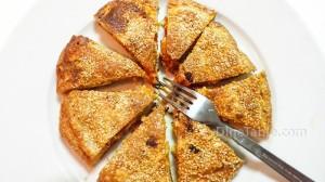 Paneer Stuffed Pancake Recipe - Ramadan Snack Recipe - Tasty Recipe