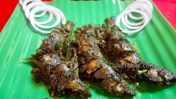 Sardine Dry Gooseberry Gravy Recipe - Kerala Fish Recipe - Spicy Recipe