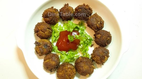 Soya Kabab Balls Recipe - Ramadan Healthy Snack -  Homemade Recipe