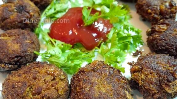 Soya Kabab Balls Recipe - Ramadan Healthy Snack - Tasty Recipe