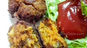 Soya Kabab Balls Recipe - Ramadan Healthy Snack - Vegetarian Recipe