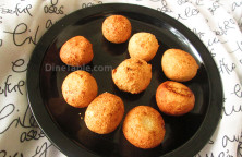 Thari unda Recipe - Fried Semolina Balls Recipe - തരി ഉണ്ട - Sanack Recipe