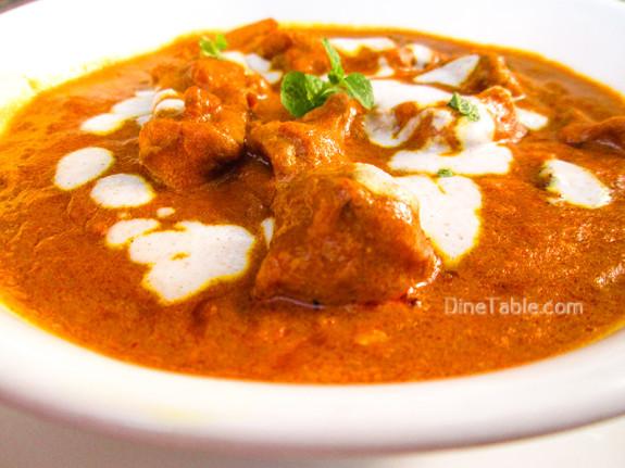 Homemade Butter Chicken Recipe - Ramadan Special Recipe - Indian Recipe