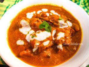 Homemade Butter Chicken Recipe - Ramadan Special Recipe - Authentic Recipe