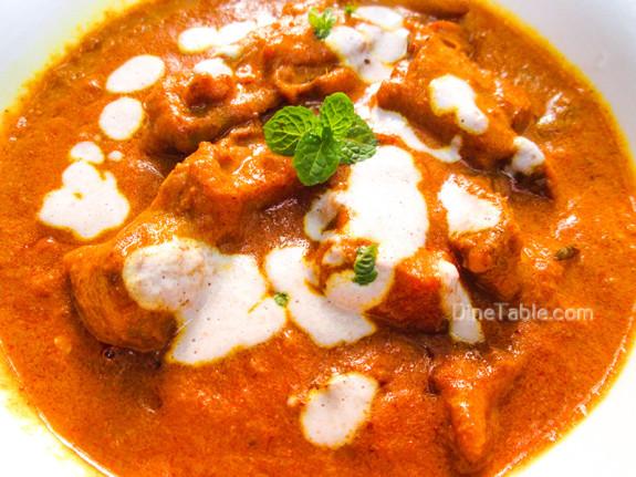 Homemade Butter Chicken Recipe - Ramadan Special Recipe - Tasty Recipe