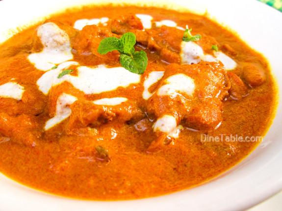 Homemade Butter Chicken Recipe - Ramadan Special Recipe - Dinner Recipe