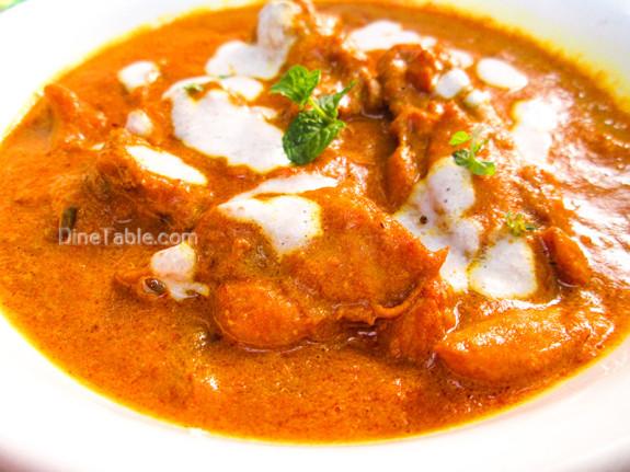 Homemade Butter Chicken Recipe - Ramadan Special Recipe - Healthy Recipe
