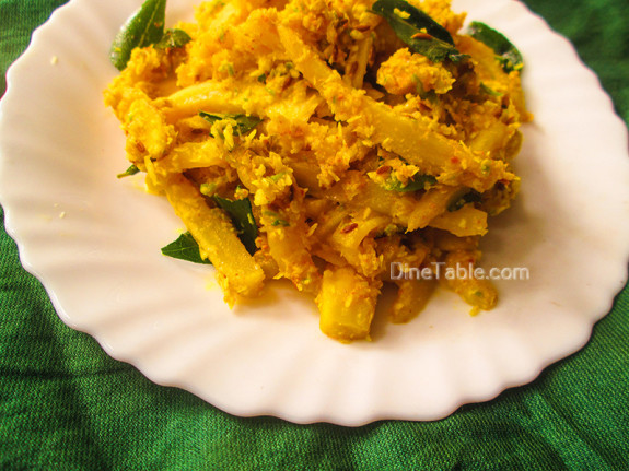 Chakka Avial Recipe - ചക്ക അവിയൽ - Kerala Recipe - Delicious Recipe