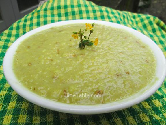 Karkkidaka Kanji Recipe - കര്ക്കിടക ഔഷധക്കഞ്ഞി - Medicinal Porridge Recipe