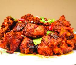 Kerala Style Chicken Fry Recipe - കേരള ചിക്കൻ ഫ്രൈ - Traditional Recipe