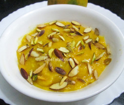 Mango Basundi Recipe - Ramadan Sweet Recipe - Tasty Recipe