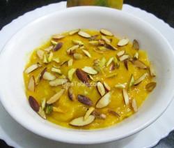 Mango Basundi Recipe - Ramadan Sweet Recipe - Tasty Recipe
