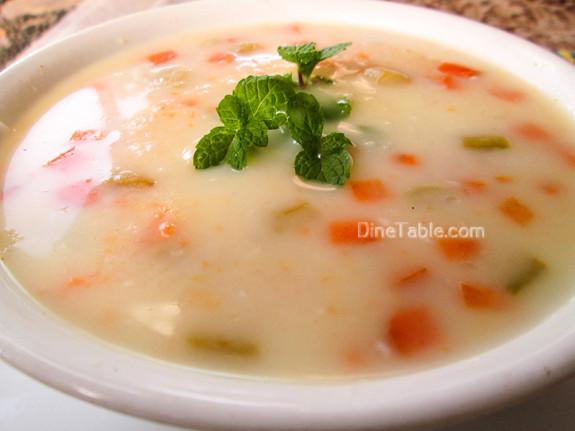 Ramdan Special Nombu Kanji Recipe - നോമ്പ് കഞ്ഞി - Iftar Recipe