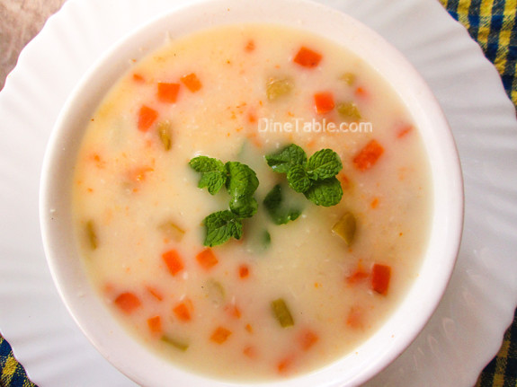 Ramdan Special Nombu Kanji Recipe - നോമ്പ് കഞ്ഞി - Nutritious Recipe