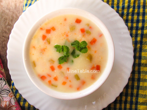 Ramdan Special Nombu Kanji Recipe - നോമ്പ് കഞ്ഞി - Healthy Recipe