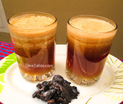 Sweet Tamarind Drink Recipe - Ramadan Juice Recipe - Simple Recipe