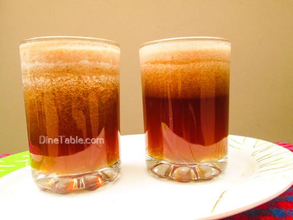 Sweet Tamarind Drink Recipe - Ramadan Juice Recipe - Tasty Recipe