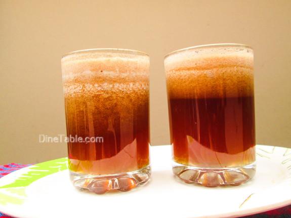 Sweet Tamarind Drink Recipe - Ramadan Juice Recipe - Juice Recipe