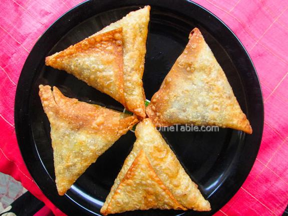 Beef Samosa Recipe / Simple Snack