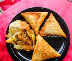 Beef Samosa Recipe / Spicy Snack