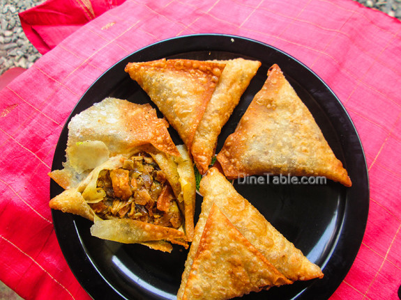 Beef Samosa Recipe / Spicy Snack