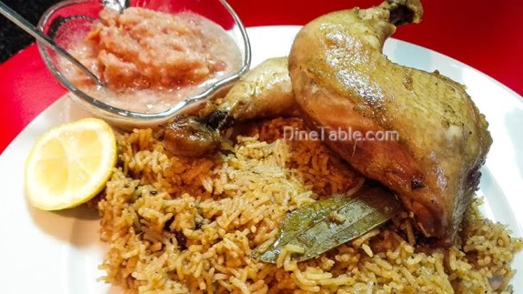 Homemade Chicken Mandi Recipe - Non Vegetarian Recipe - Arabic Recipe