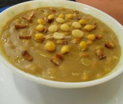 Kadala parippu payasam recipe - കടല പരിപ്പ് പായസം - Chana kheer