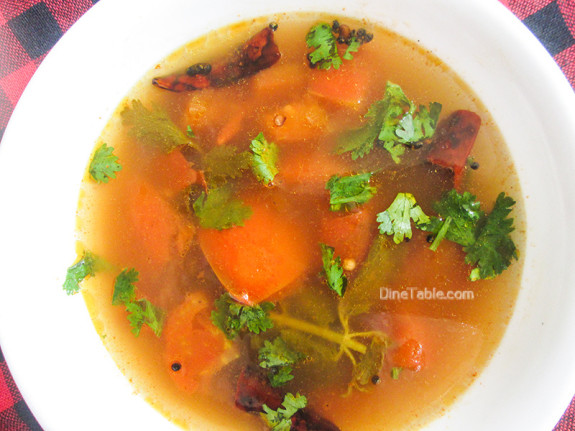 Black Pepper Rasam Recipe - കുരുമുളക് രസം - Kerala Recipe - Traditional Recipe