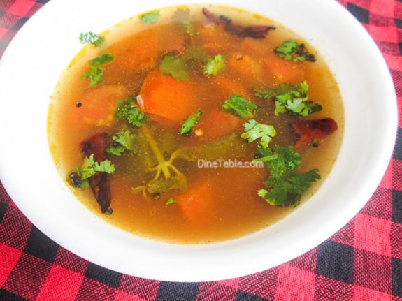 Black Pepper Rasam Recipe - കുരുമുളക് രസം - Kerala Recipe - Sadya Recipe