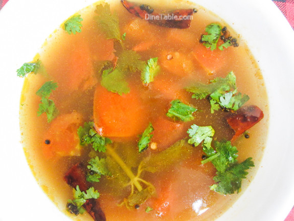 Black Pepper Rasam Recipe - കുരുമുളക് രസം - Kerala Recipe - Onam Recipe