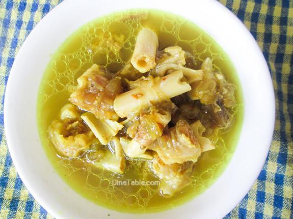 Kerala Style Mutton Soup Recipe - കേരള മട്ടൻ സൂപ്പ് - Delicious Recipe