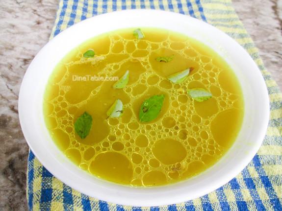 Kerala Style Mutton Soup Recipe - കേരള മട്ടൻ സൂപ്പ് - Kerala Recipe