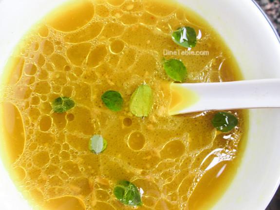 Kerala Style Mutton Soup Recipe - കേരള മട്ടൻ സൂപ്പ് - Soup Recipe