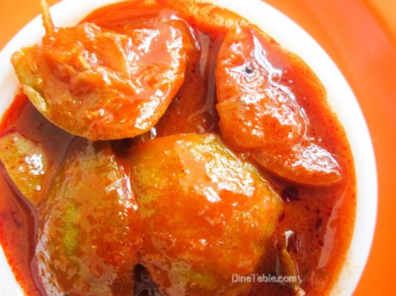 Lemon Pickle Recipe - നാരങ്ങ അച്ചാർ - Spicy Recipe