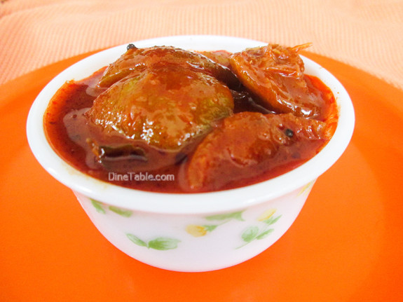 Lemon Pickle Recipe - നാരങ്ങ അച്ചാർ - Naranga Achar Recipe