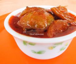 Lemon Pickle Recipe - നാരങ്ങ അച്ചാർ - Tasty Recipe