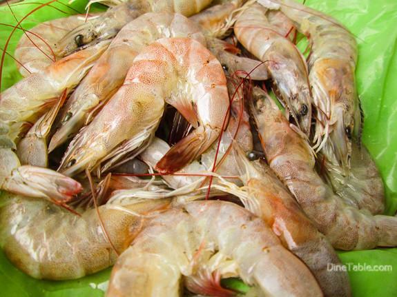Chemmeen Ularthiyathu Recipe - ചെമ്മീൻ ഉലർത്തിയത് - Prawns Roast Recipe