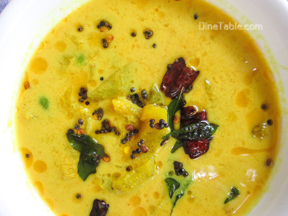 Pacha Manga Curry Recipe - നാടൻ പച്ച മാങ്ങ കറി - Raw Mango Curry Recipe - Kerala Recipe