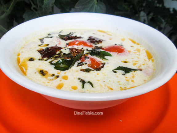 Kerala Style Tomato Pachadi Recipe - തക്കാളി പച്ചടി