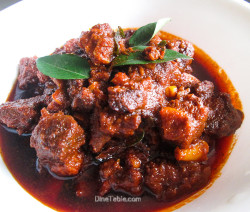 Beef Pickle / Kerala Style Irachi Achar / Nadan Recipe