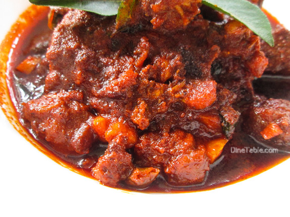 Beef Pickle Recipe / Kerala Style Irachi Achar / Side Dish