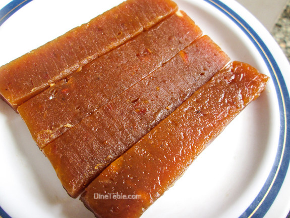 Ethapazham Halwa Recipe / Ripe Plantain Halwa / Delicious