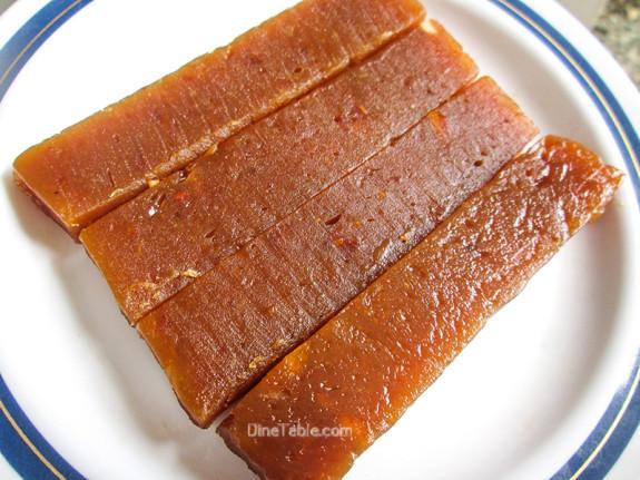 Ethapazham Halwa Recipe / Ripe Plantain Halwa / Sweet