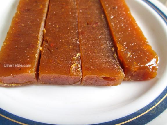 Ethapazham Halwa Recipe / Ripe Plantain Halwa / Easy