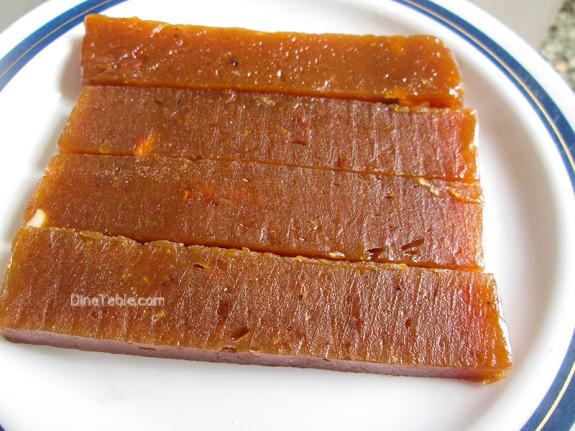 Ethapazham Halwa Recipe / Ripe Plantain Halwa / Homemade